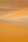 Texture dune sand Stock Photos