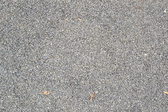 Texture 0689 - dusted small stones Stock Image