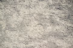 Texture of Dusty and Rocky Road with Car and Bicycle Trails stock photography