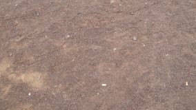 Texture Earth and gravel 5 Royalty Free Stock Image