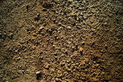 TEXTURE OF THE EARTH. NTEXTURE OF THE ROCKED EARTH SURFACE stock photos