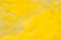 Texture of egg splattered down on ceramic tile. Royalty Free Stock Photography