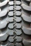 Texture el nuevo neumático Imágenes de archivo libres de regalías