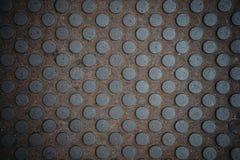 Texture en acier Photo libre de droits