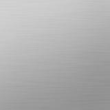Texture en acier balayée en métal Photographie stock libre de droits