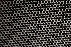 Texture en acier de grille photographie stock libre de droits