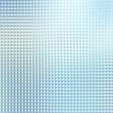 Texture en acier de modèle de pyramide Images stock