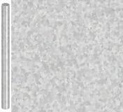 Texture en acier galvanisée (pour des tubes en métal) illustration stock
