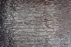 Texture en aluminium Photos libres de droits