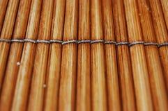 Texture en bambou Photo stock
