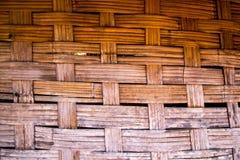 Texture en bambou Photo libre de droits