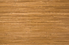 Texture en bambou appuyée Photo stock