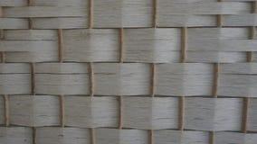 Texture en bambou blanche d'armure Photo libre de droits