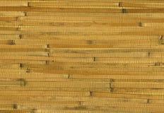 Texture en bambou de papier peint Photos stock