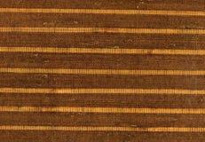 Texture en bambou de papier peint images libres de droits