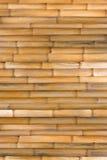 Texture en bambou, fond en bambou de barrière image stock