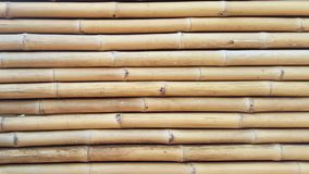 Texture en bambou en gros plan et ombres latérales avec les milieux naturels de modèles pour le concepteur, extérieur d'intérieur Photographie stock libre de droits