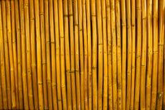 Texture en bambou III Photographie stock libre de droits