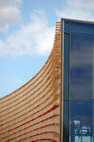 Texture en bois photographie stock