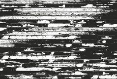 Texture en bois affligée d'écorce de recouvrement Images libres de droits