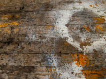 Texture en bois antique Images libres de droits