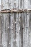 Texture en bois argentée image stock