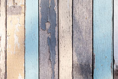 Texture en bois avec la couleur en pastel criquée photographie stock libre de droits