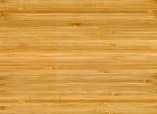 Texture en bois en bambou Photographie stock libre de droits