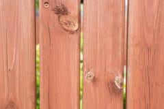 texture en bois, barrière des panneaux en bois, rayures verticales photos stock