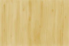 Texture en bois beige Images stock