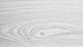 Texture en bois blanche Image libre de droits