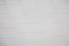 Texture en bois blanche Images libres de droits