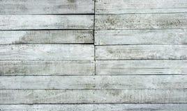 Texture en bois blanche avec les configurations normales image libre de droits