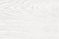 Texture en bois blanche. fond Images libres de droits