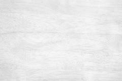 Texture en bois blanche pour le fond Image libre de droits