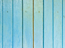 Texture en bois bleue Photo libre de droits