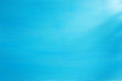 Texture en bois bleue de fond Photos stock