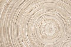 Texture en bois circulaire photographie stock