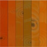 Texture en bois colorée Images stock