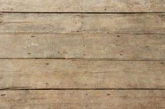 Texture en bois d'étage en Thaïlande Images stock