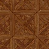 Texture en bois d'étage sans joint Photo stock