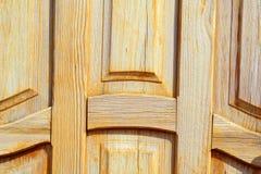 Texture en bois d'or photographie stock libre de droits