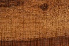 Texture en bois d'amande avec le knott Images libres de droits
