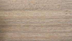 Texture en bois d'impression de faux beige de chêne brun Photo libre de droits