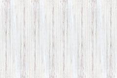 Texture en bois de blanc de planche de pin images libres de droits