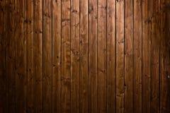 Texture en bois de Brown image libre de droits