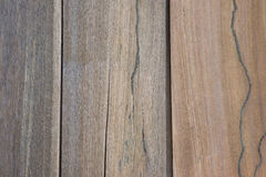 Texture en bois de Brown Photo stock