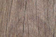 Texture en bois de Brown Image stock