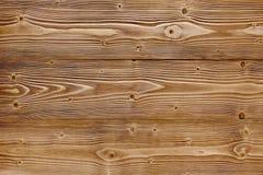 Texture en bois de Brown Photo libre de droits
