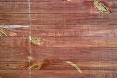Texture en bois de Brown avec les configurations normales images stock